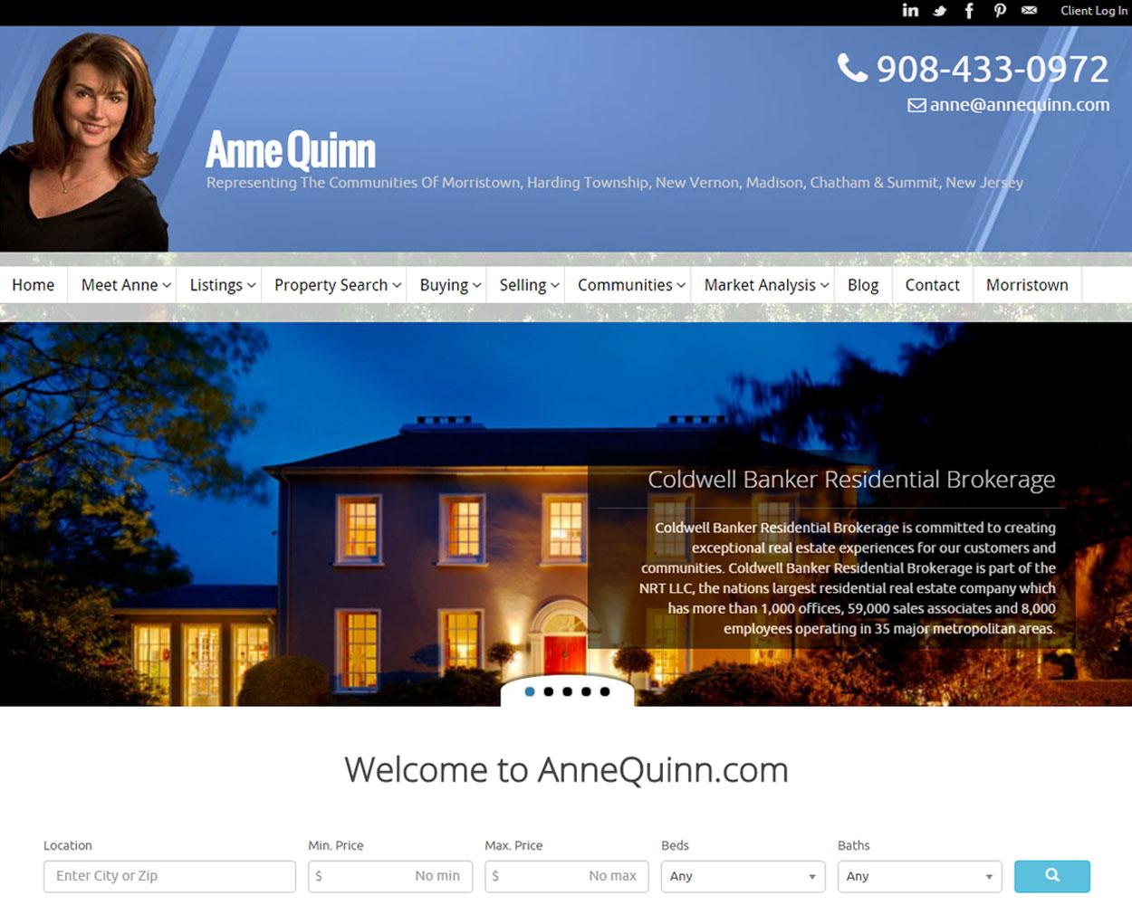 Anne Quinn Summit NJ Realtor