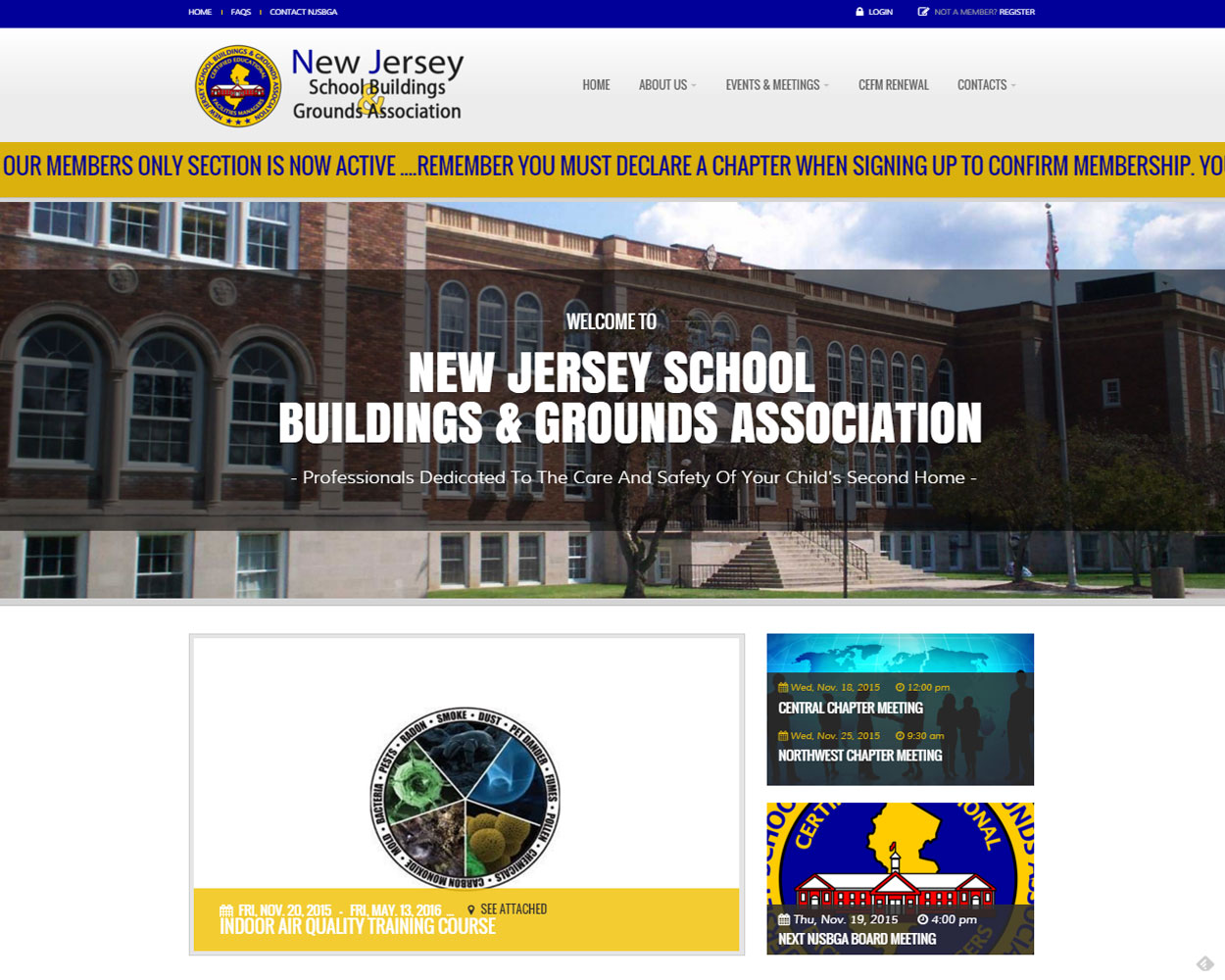 Northern Pride Web Site Design Sparta New Jersey