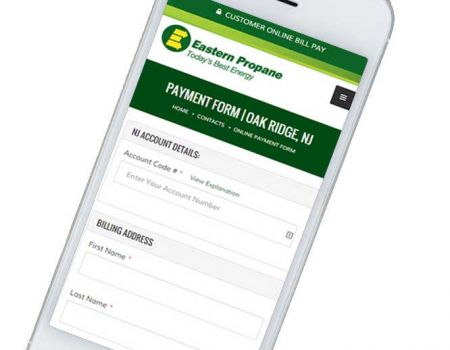 Eastern Propane Smart-Phone Friendly
