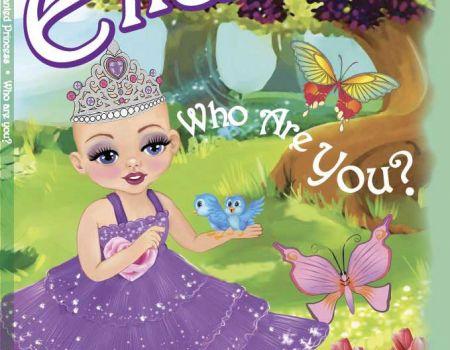 Ella The Enchanted Princess Children's Book