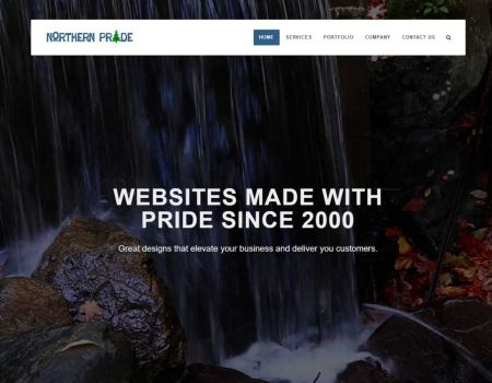 Website Redesign Northern Pride