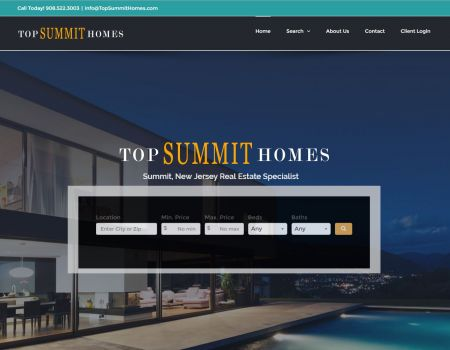 Top Summit Homes NJ