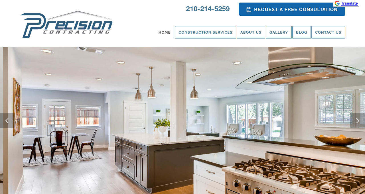 Texas Contractor Web Design