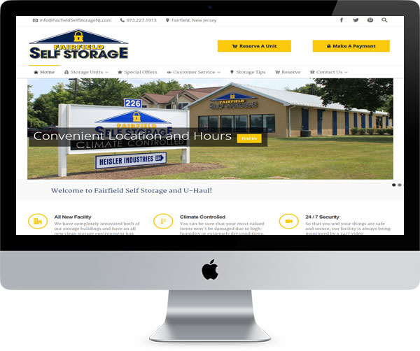 Fairfield Self Storage