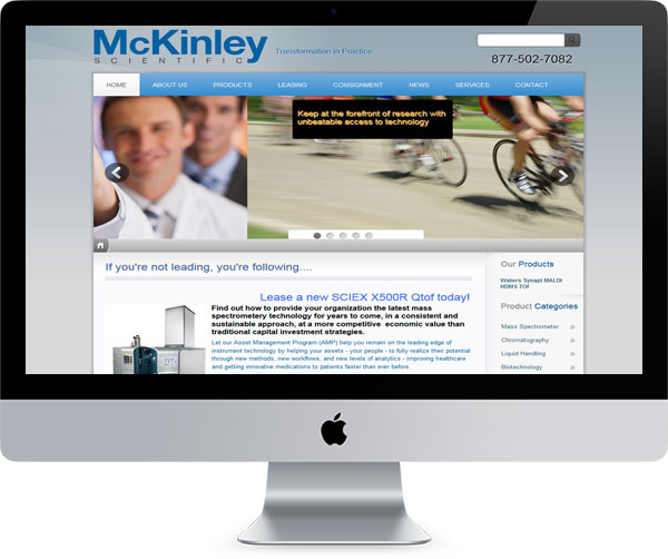 McKinley Scientific