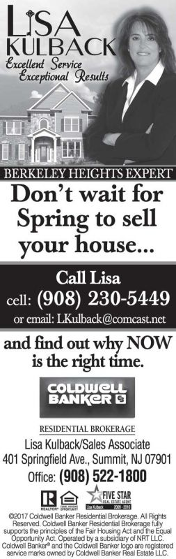 NJ Real Estate Agent Print Advertisement